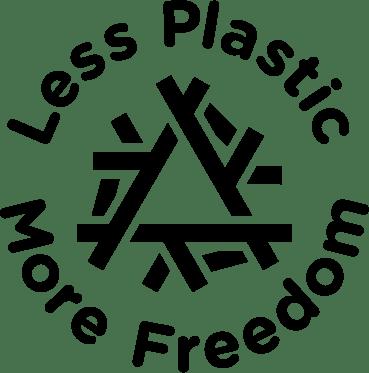 Less Plastic. More Freedom.