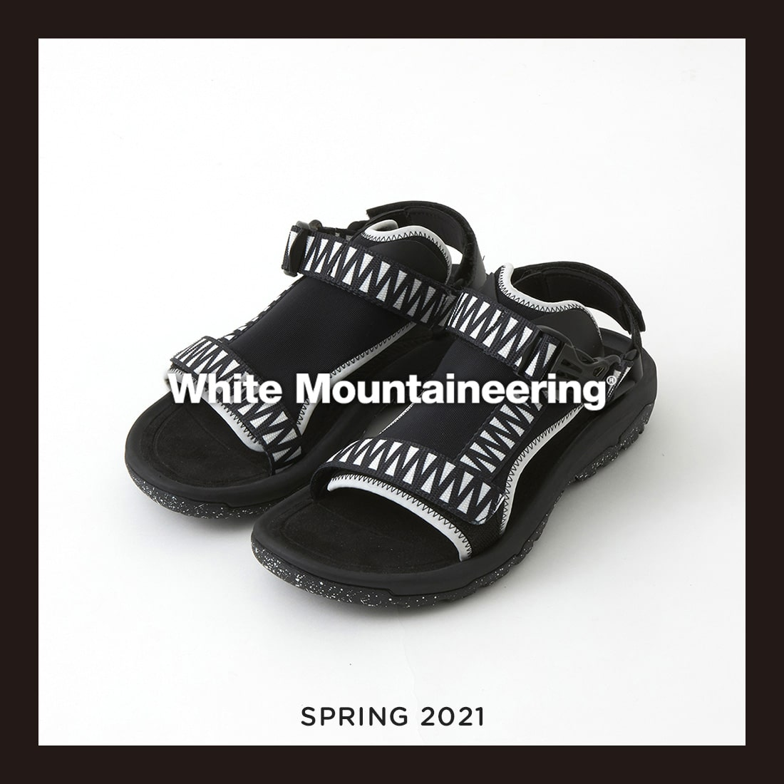 HURRICANE VOLT - WHITE MOUNTAINEERING