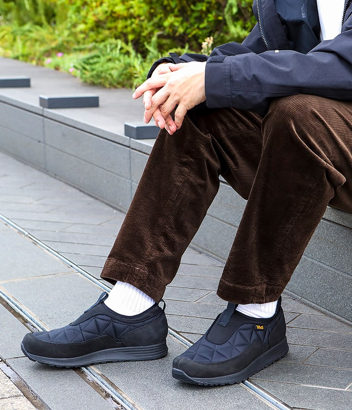 メンズ EMBER COMMUTE SLIP-ON WP